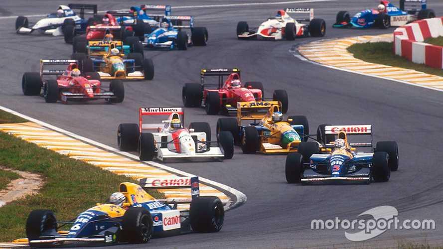 El día que Senna enfureció a un desconocido Schumacher