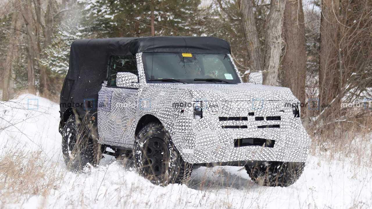 Ford Bronco Duas Portas 2021
