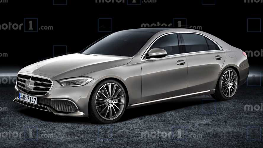 2021 Mercedes S-Class Looks Sleek And Stylish In Exclusive Render