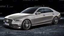 mercedes clases 2021 fotos exclusivas render