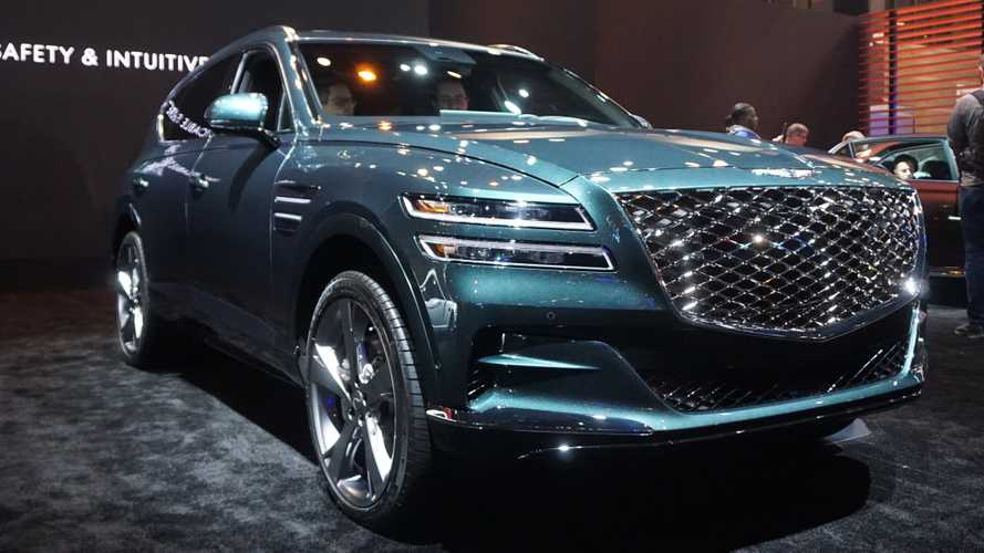 Most Expensive 2021 Genesis GV80 Costs $72,375