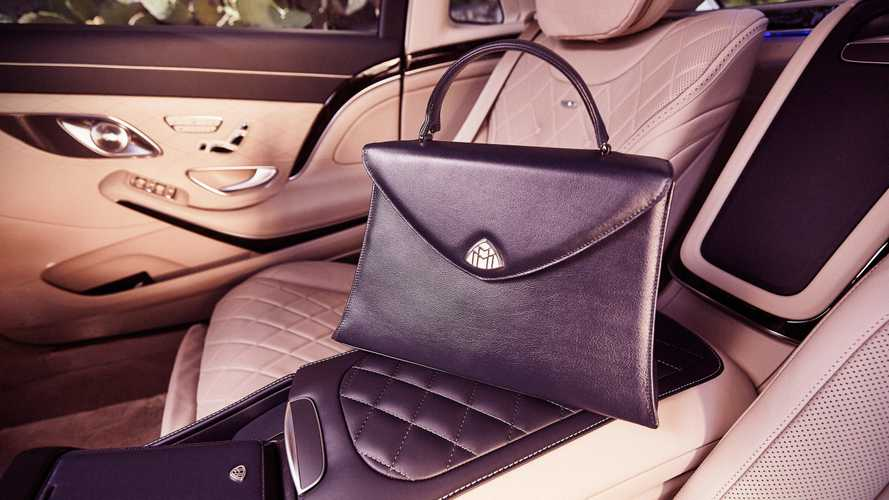 These Maybach Accessories Have Some Rather Odd Names