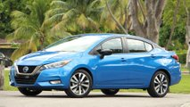2020 Nissan Versa: Review