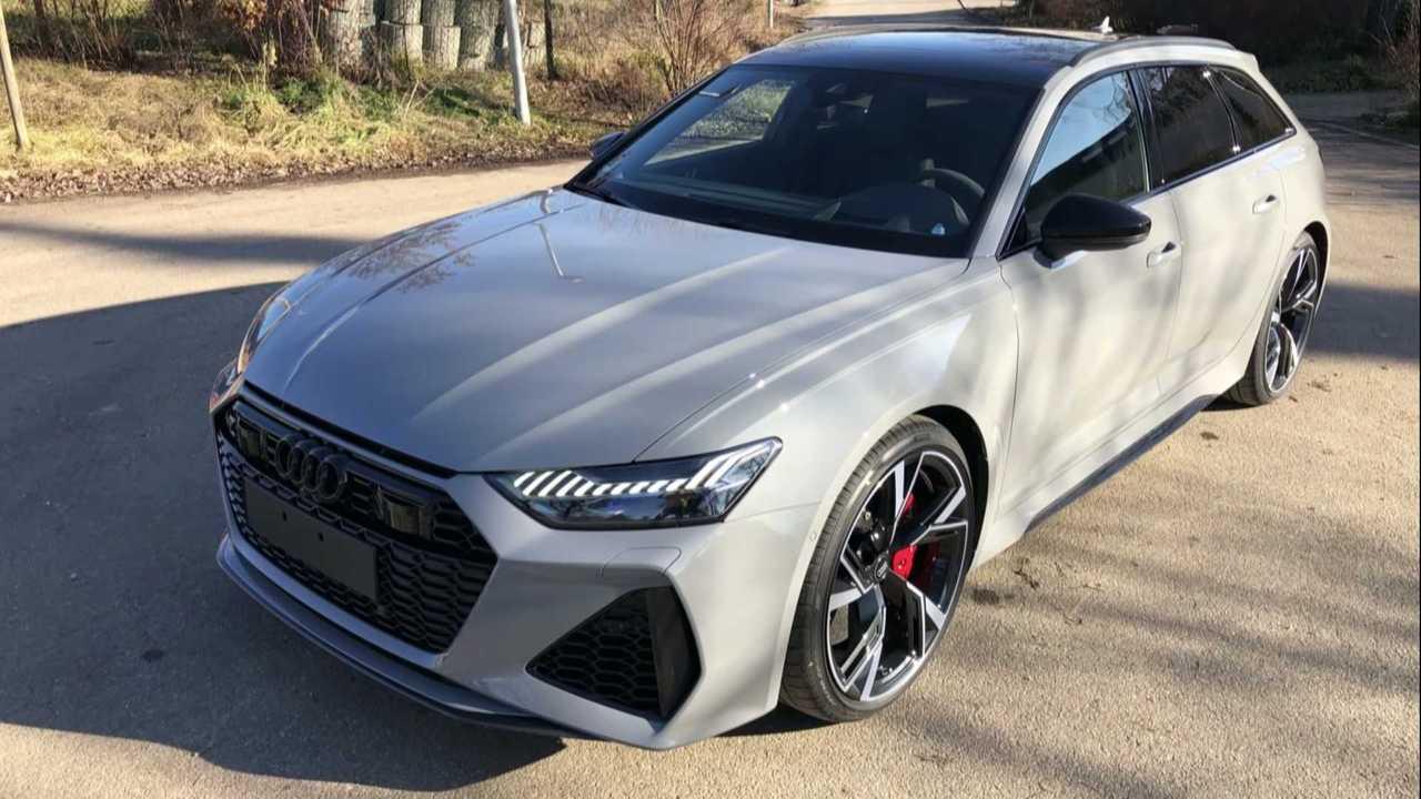 Audi RS 6 Avant HGP