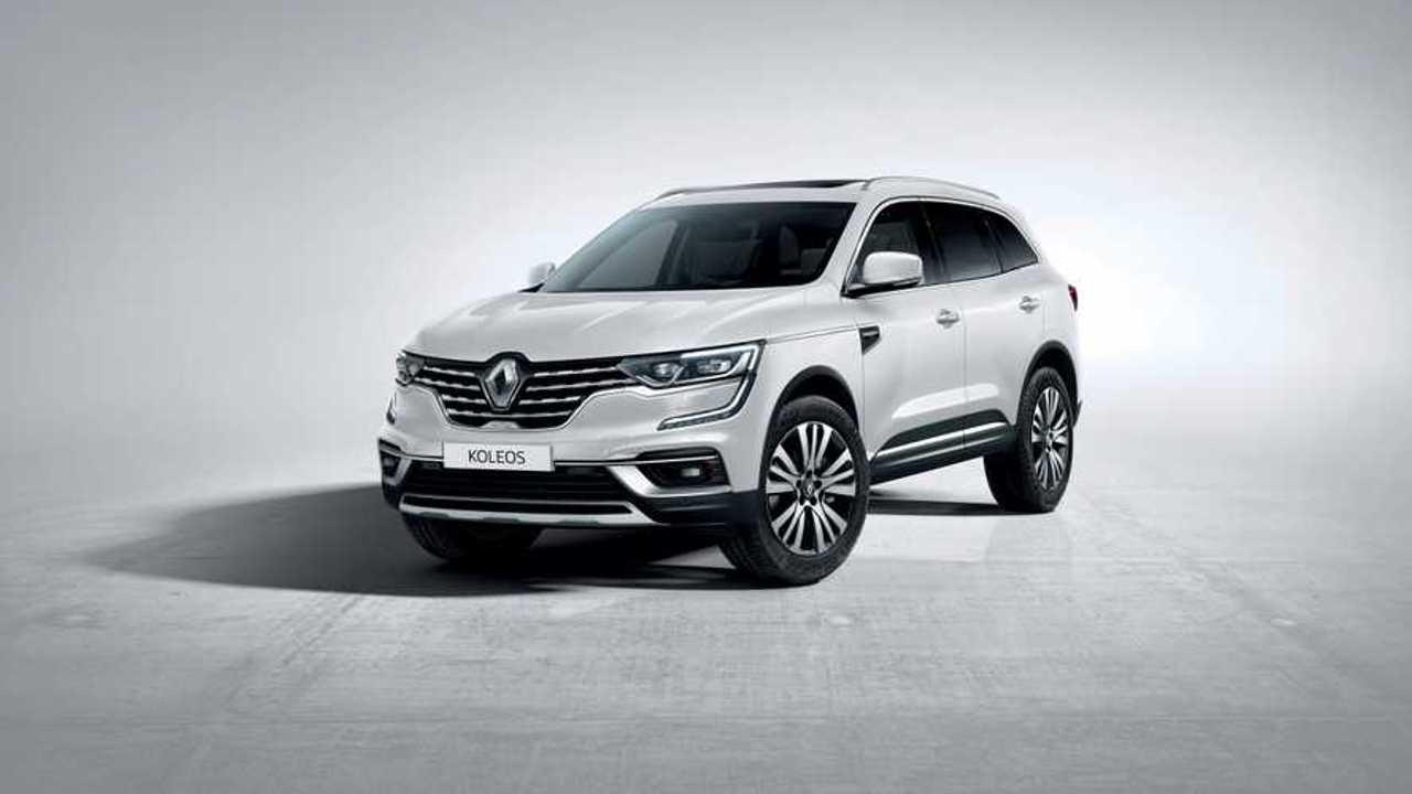 Apertura Guía de compra Renault Koleos 2020