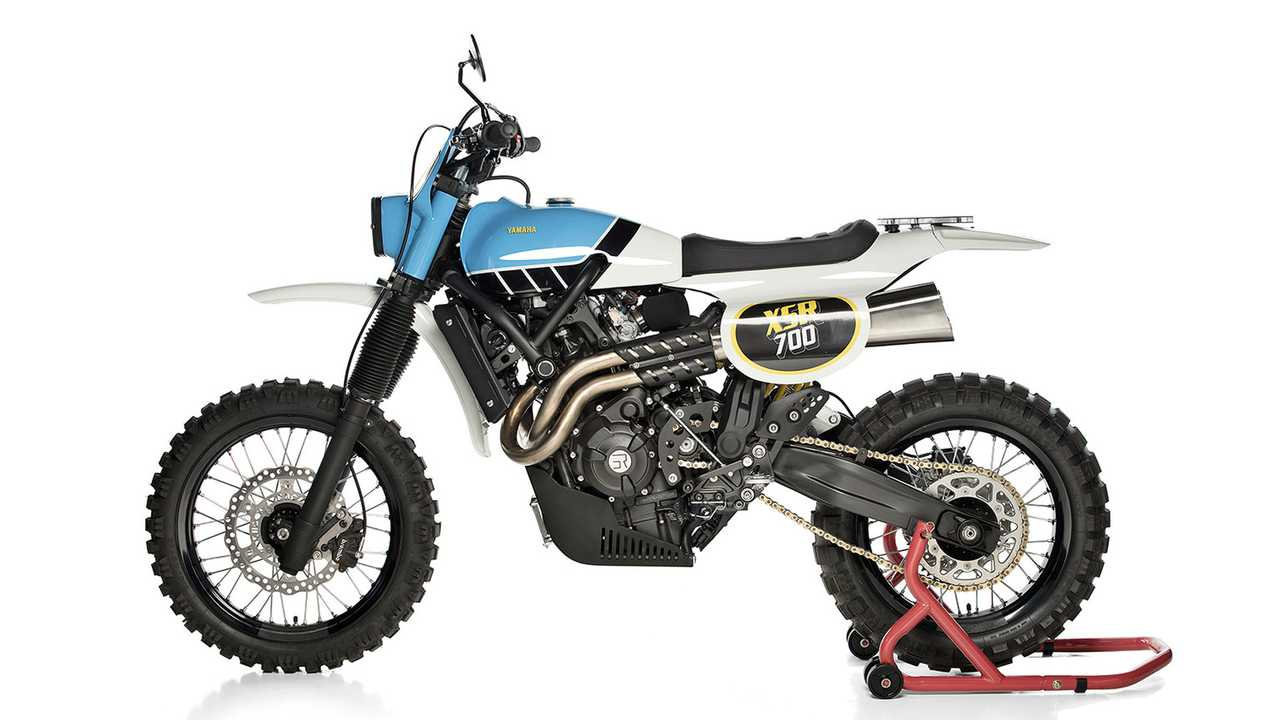 Opinion: What If Yamaha Turned The XSR 700 Into A Scrambler?