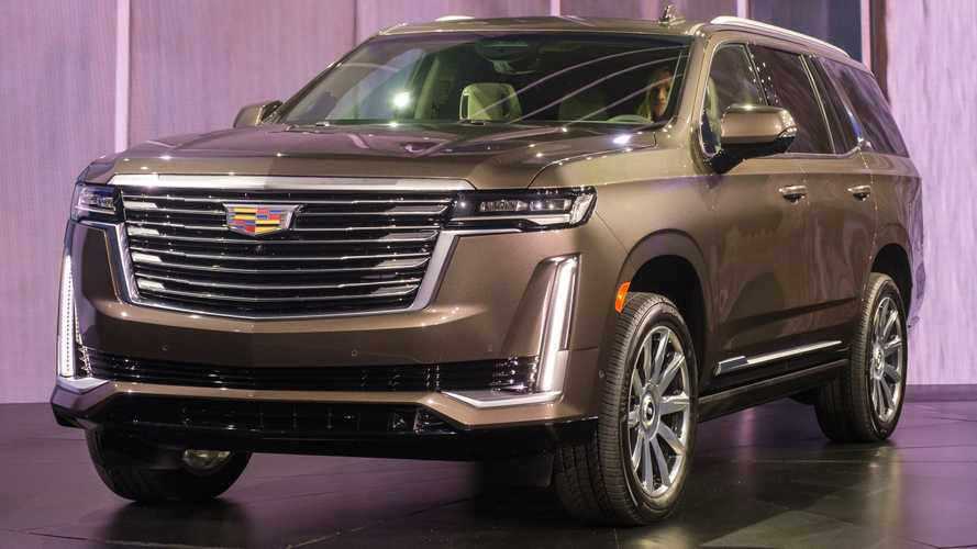 2021 Cadillac Escalade With Diesel Engine Won't Cost You Extra