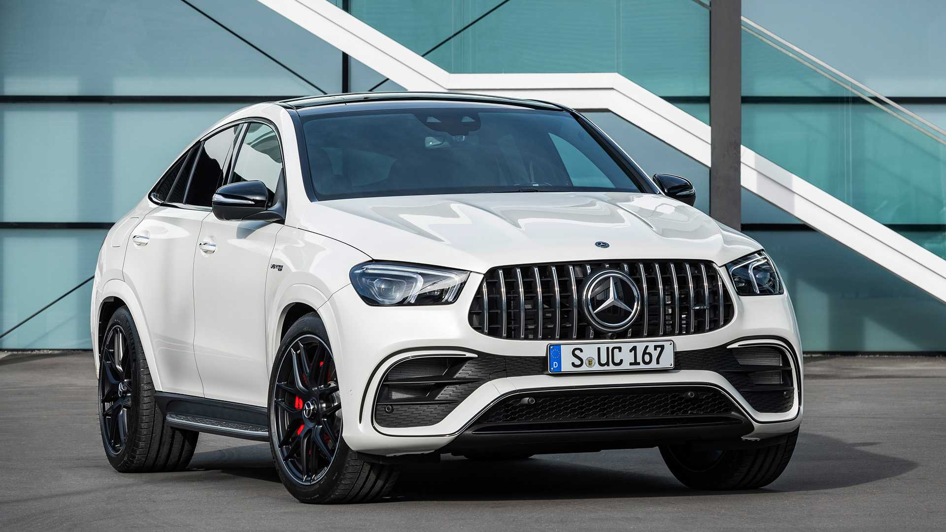 2020 Mercedes Gle Coupe Speed Test