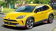 2020 Toyota Yaris Crossover