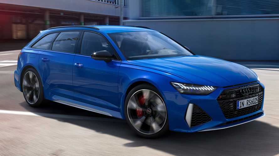 Audi Marks 25 Years Of RS With Anniversary Package For RS Models