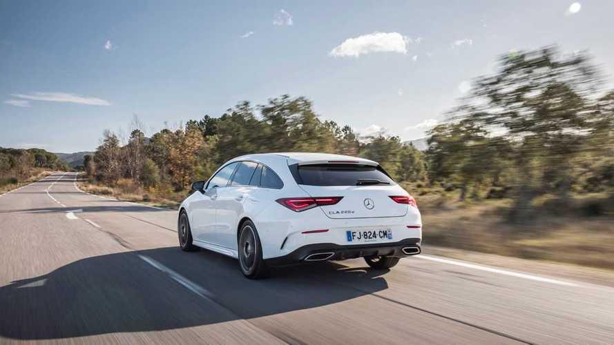Du ménage à venir dans la gamme compacte de chez Mercedes ?