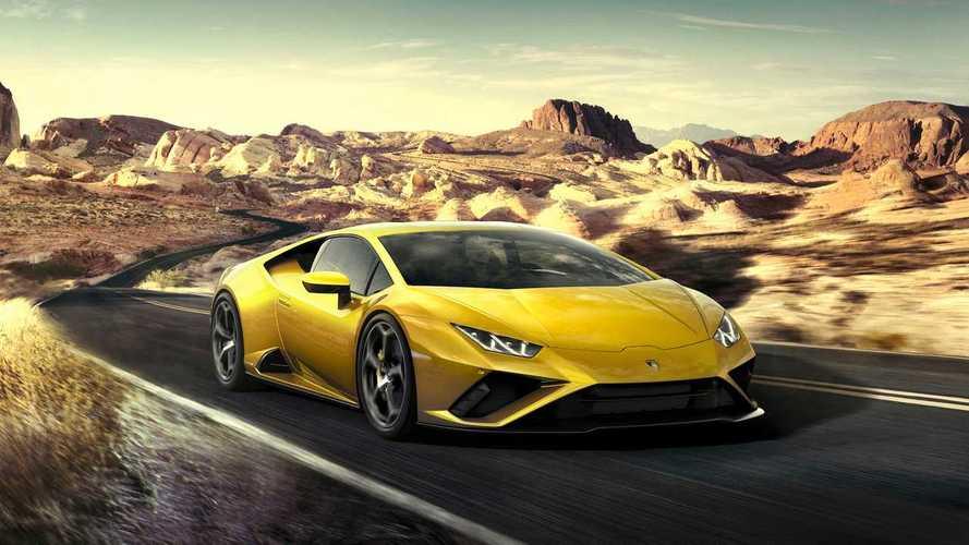 Lamborghini Huracán EVO RWD: propulsión y 610 CV para la bestia V10