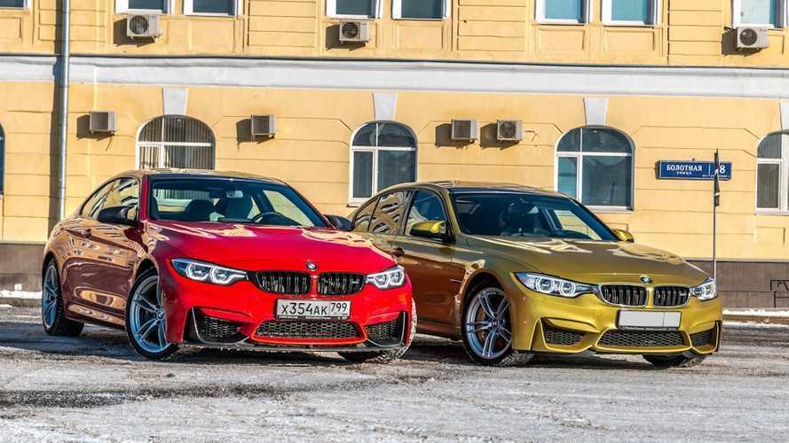 ВОЗМУТИТЕЛЬНО. BMW M4 Competition