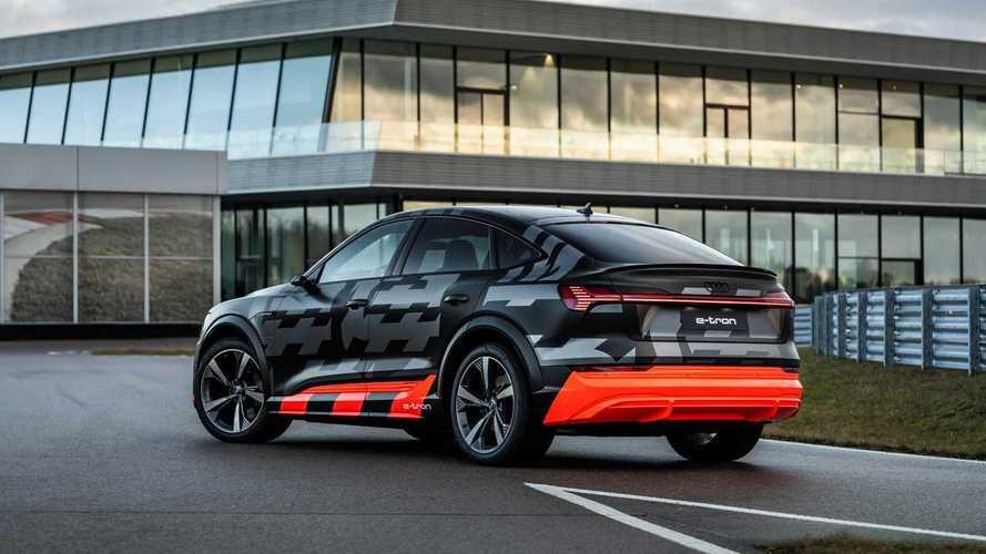 Audi оправдалась за слабые зарядки: так, оказывается, быстрее