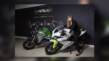 livia cevolini ceo energica electric motorcycle