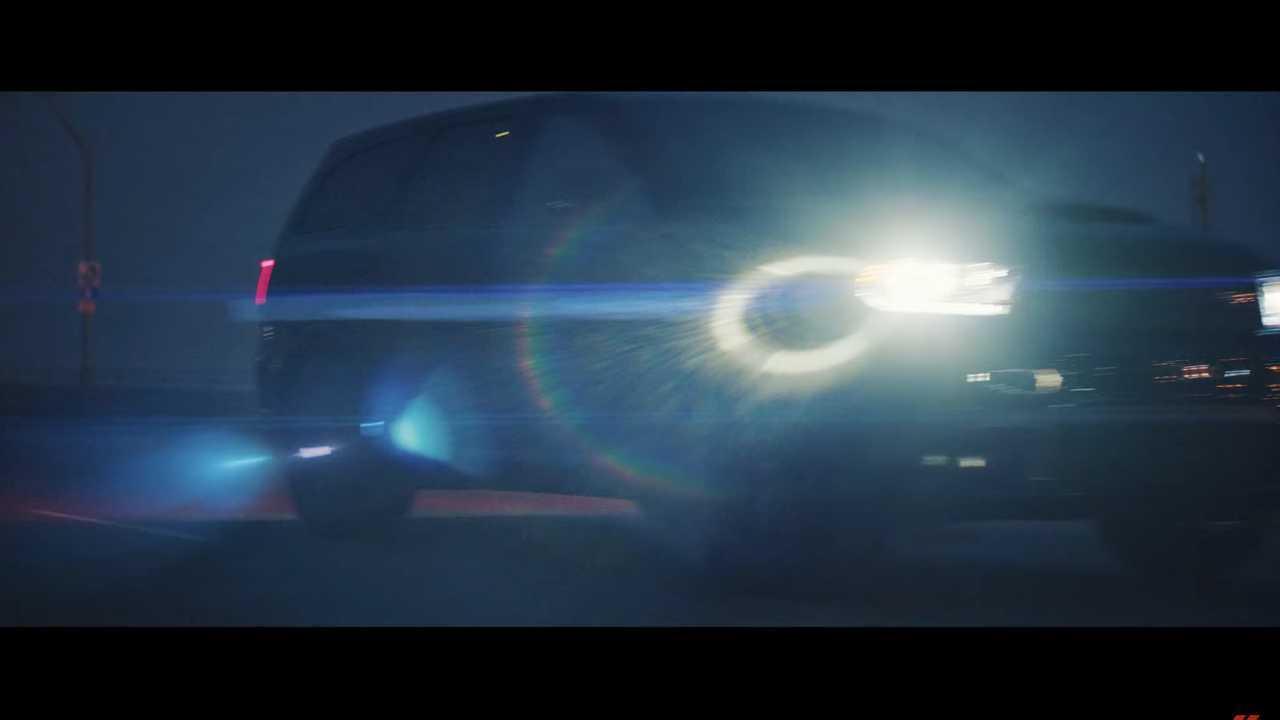 Dodge Durango SRT Hellcat Teaser
