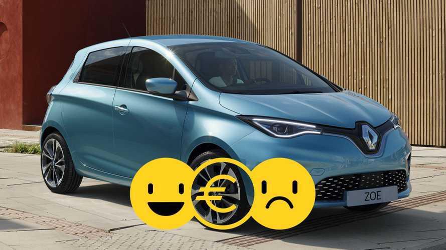 Promozione Renault Zoe, perché conviene e perché no