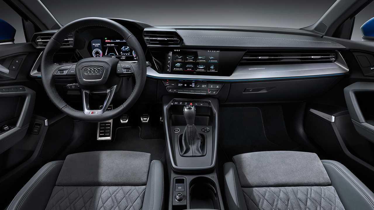 Novo Audi A3 Sportback 2020 Surge Como Opcao Mais Refinada Ao Golf 8