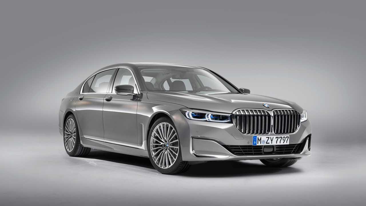 6. 2020 BMW 750i: 7/10