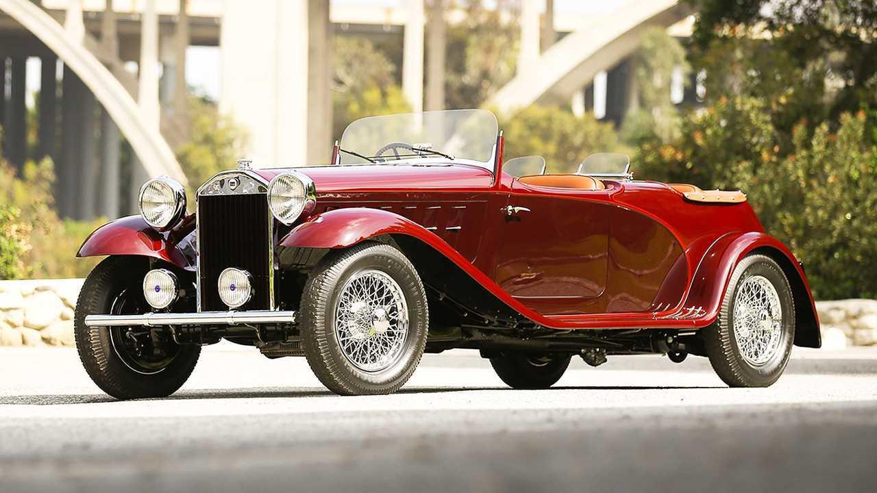 Lancia Dilambda Torpedo Sport (1932) - 645.000 euro