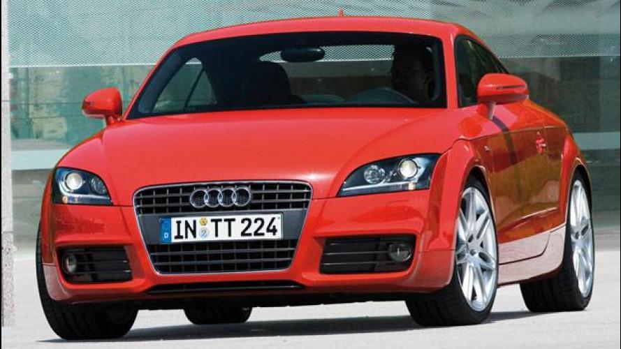 Audi TT: sportività tedesca d'occasione
