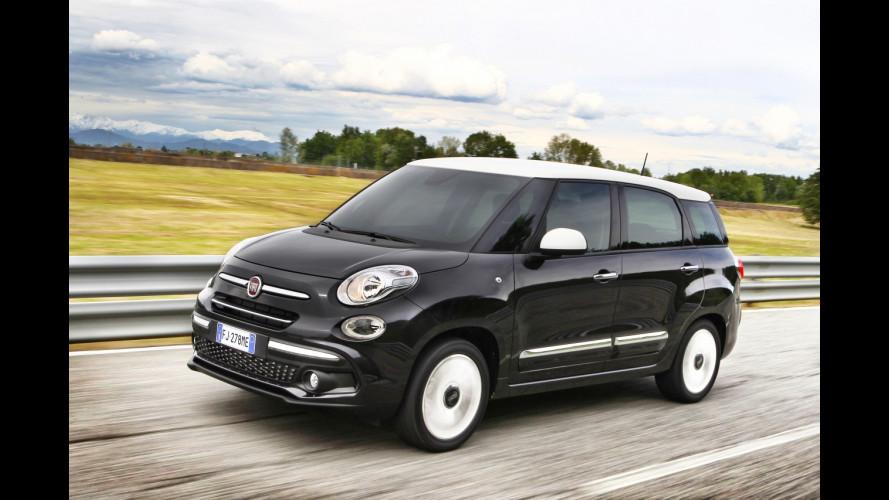Fiat 500L restyling, le tre nuove anime di una best seller