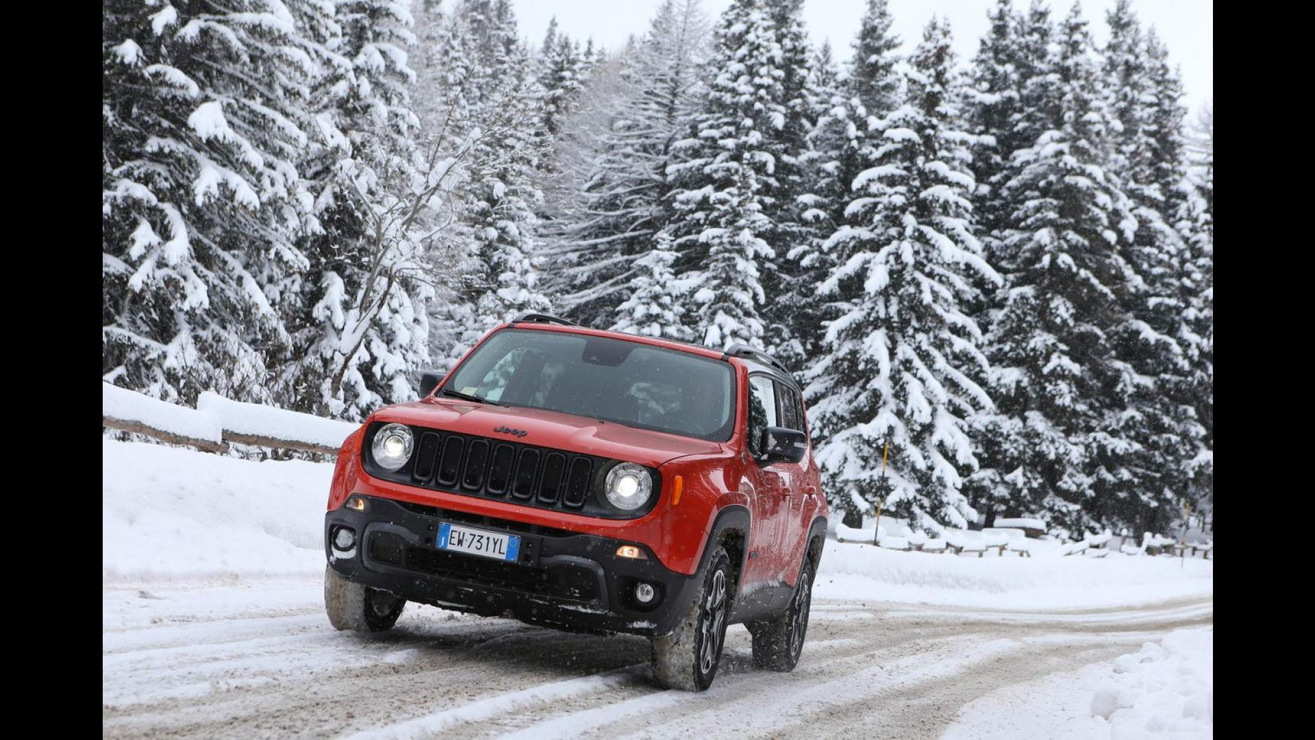 Fiat 500x E Jeep Renegade 4x4 Vs Svezia Video