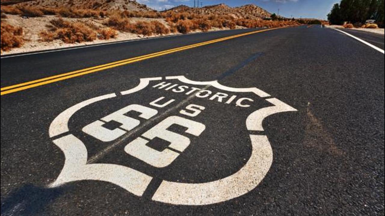 [Copertina] - Route 66: la prima autostrada elettrica degli Stati Uniti