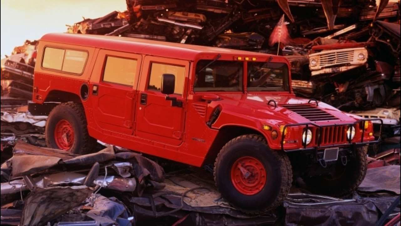 [Copertina] - Hummer, dalla guerra alla strada, fino alla chiusura