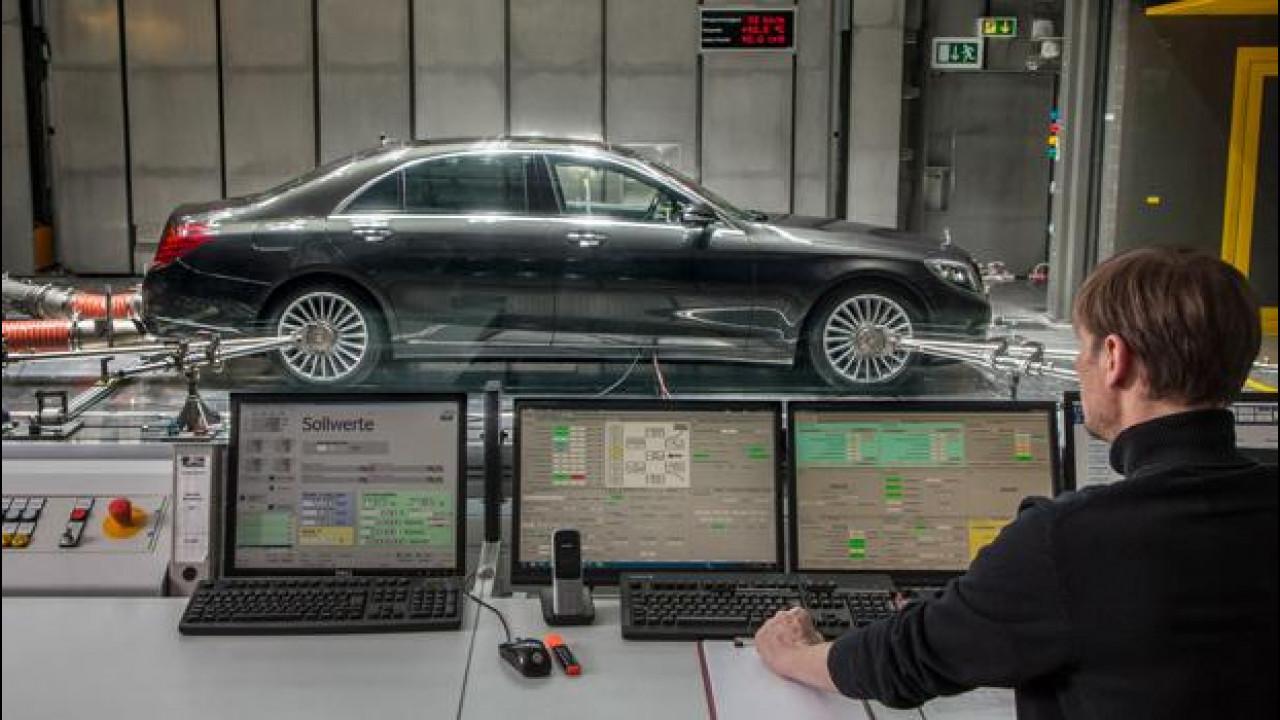 """[Copertina] - I climatizzatori del futuro? """"Vanno"""" a CO2, parola di Mercedes"""