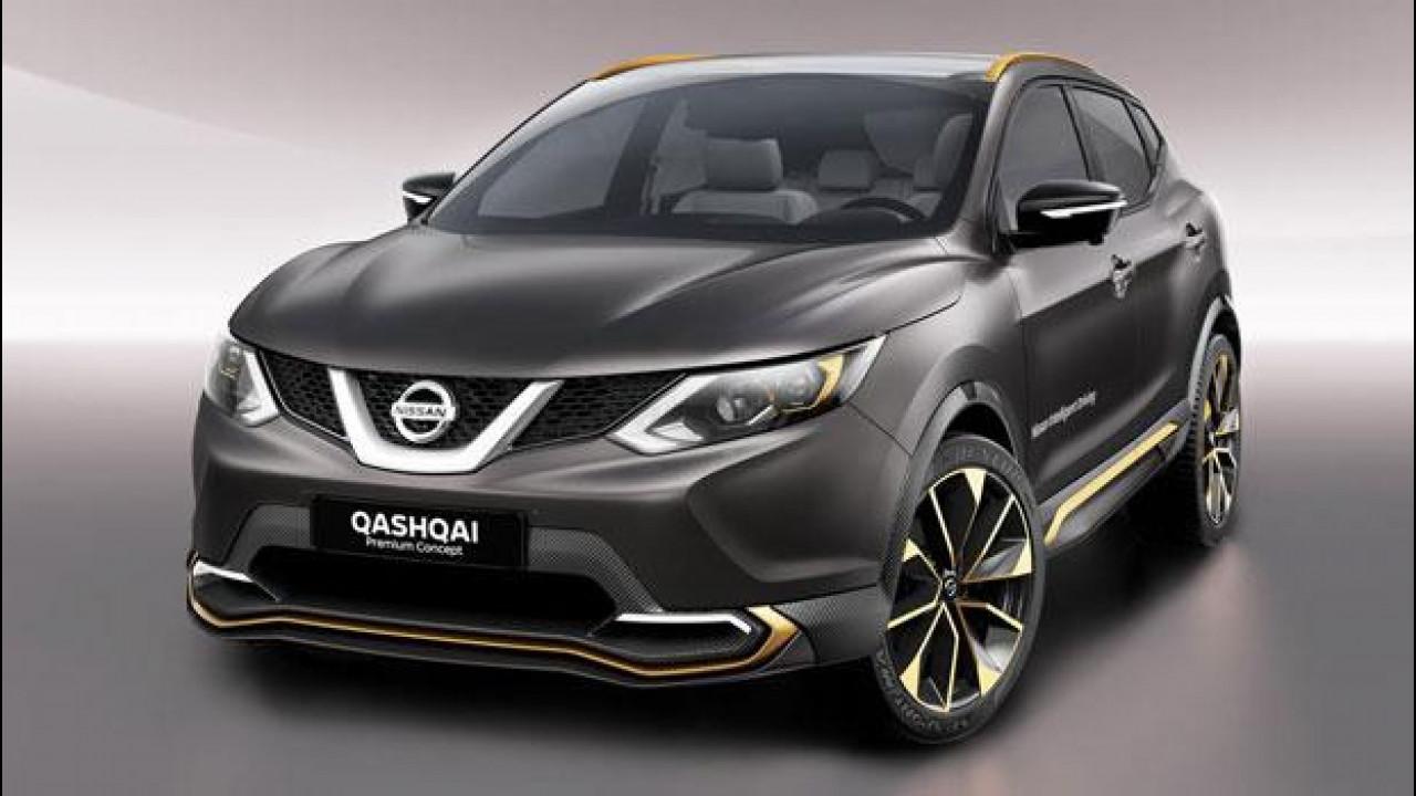 [Copertina] - Nissan Qashqai, autonoma nel 2017