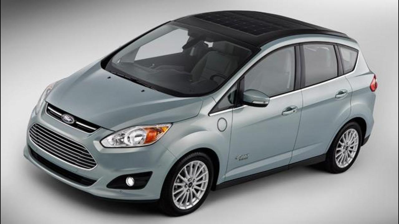 [Copertina] - Ford C-MAX Solar Energi Concept