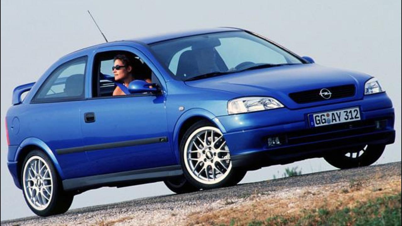 [Copertina] - Opel Astra, una tradizione lunga quasi 80 anni