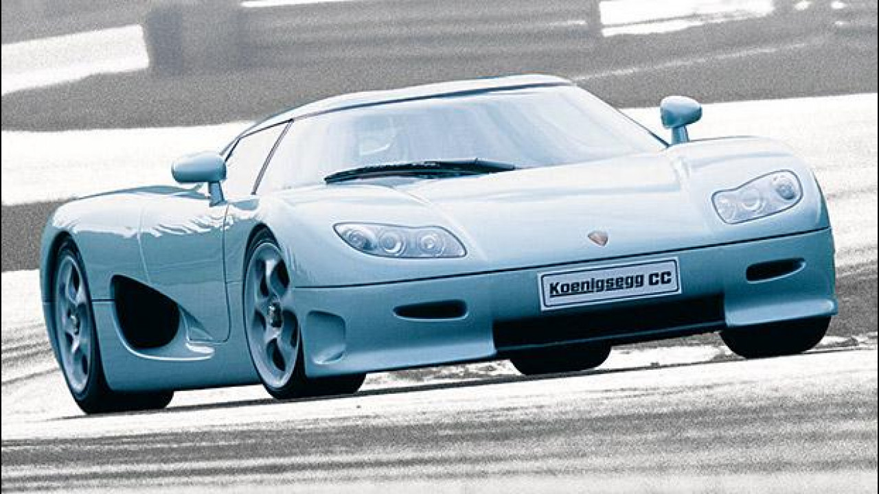 [Copertina] - Koenigsegg, le supercar venute dal freddo