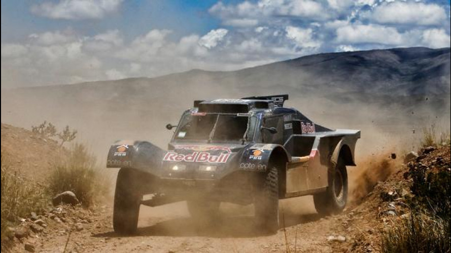 Dakar 2014, tappa 7: sulla sabbia Sainz si diverte e vince
