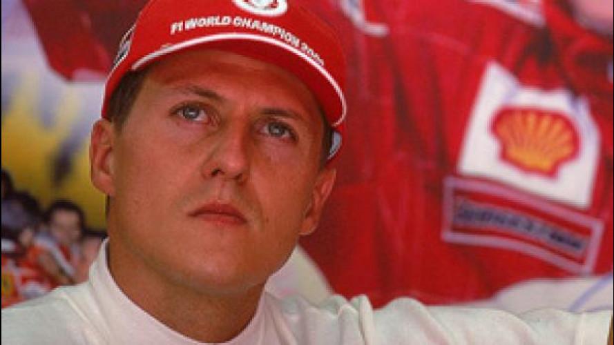 Michael Schumacher, il suo testamento