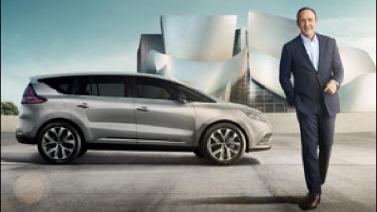 [Copertina] - Il nuovo Renault Espace ha il volto di Kevin Spacey