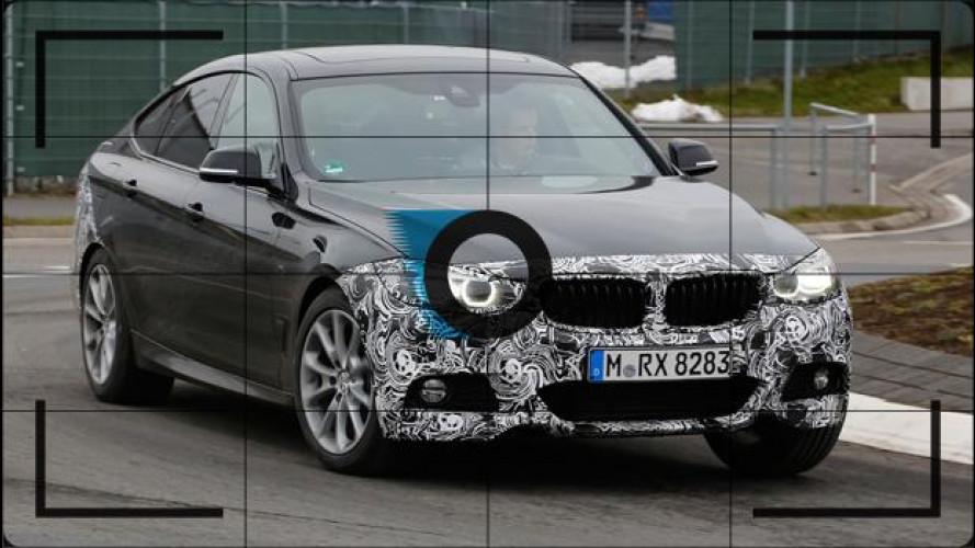 [Copertina] - BMW Serie 3 GT restyling, le foto spia