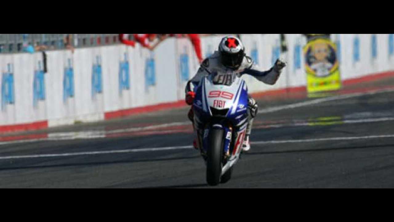 MotoGP 2009: Jorge Lorenzo c'è?