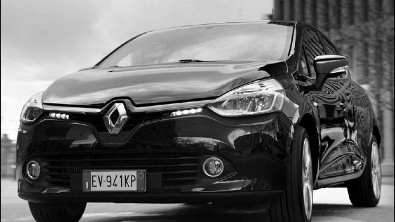 [Copertina] - Renault Clio Costume National, serie limitata con la maison di Ennio Capasa