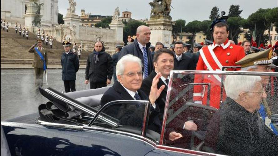 2 giugno, festa della Repubblica e delle sue auto