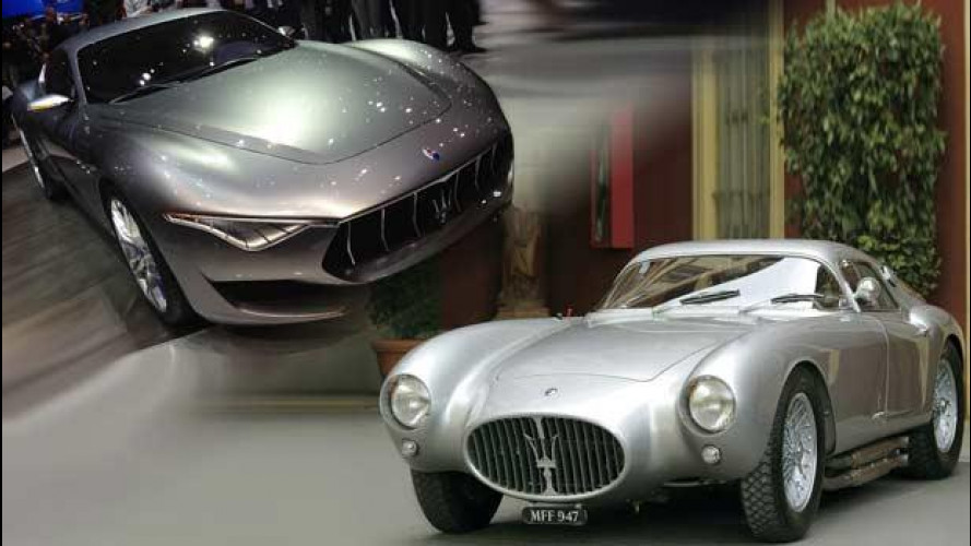Maserati Alfieri, supercar fuori dal tempo