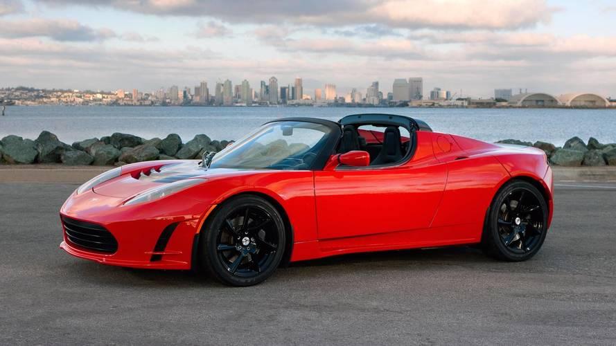 2017 Tesla Roadster 2 5 Sport