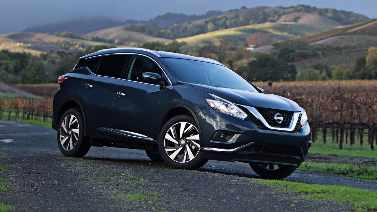 2018 Nissan Murano Gets More Standard Features, Slight ...