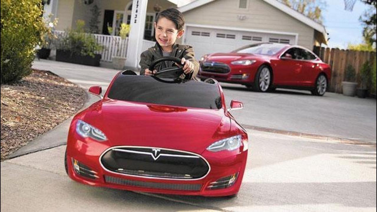[Copertina] - Tesla Model S