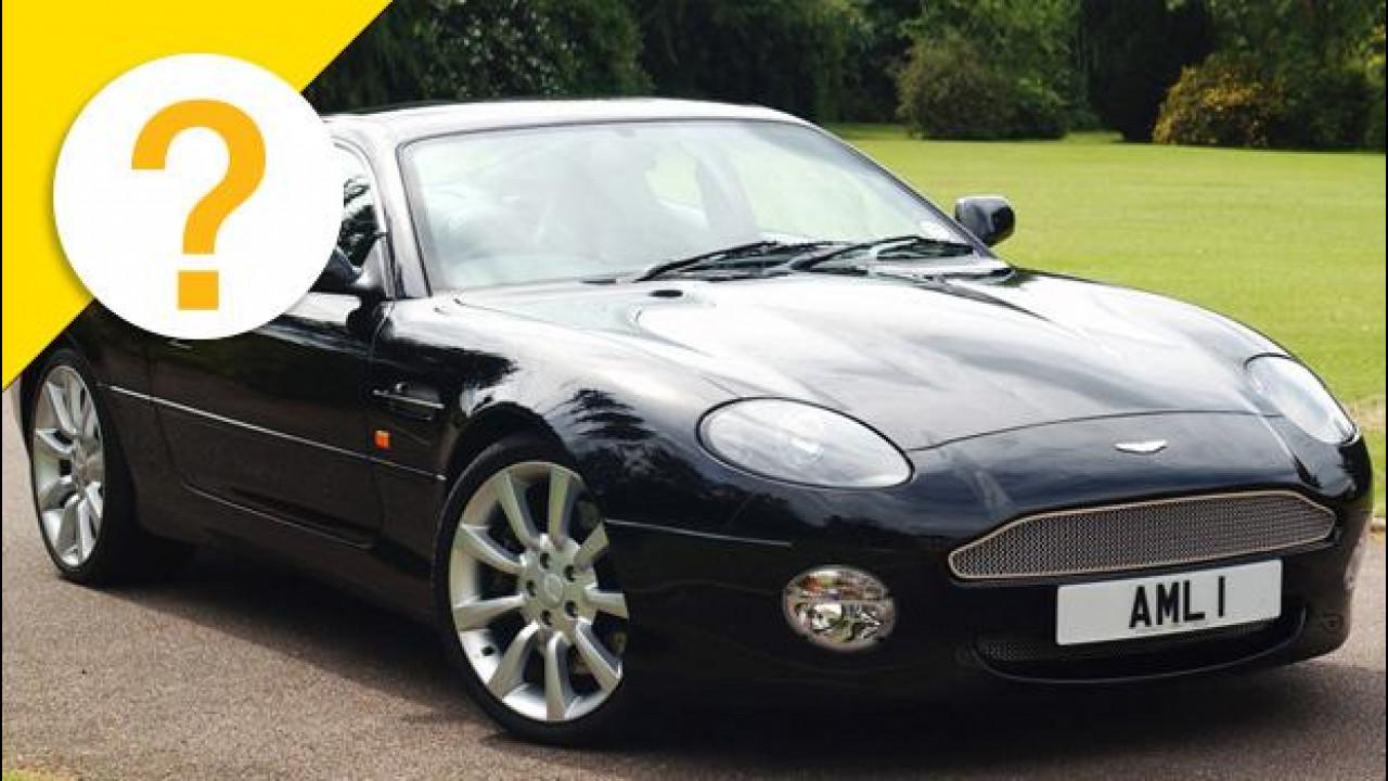[Copertina] - Il V12 Aston Martin deriva dal V6 Ford Duratec