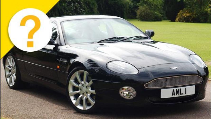 Il V12 Aston Martin deriva dal V6 Ford Duratec
