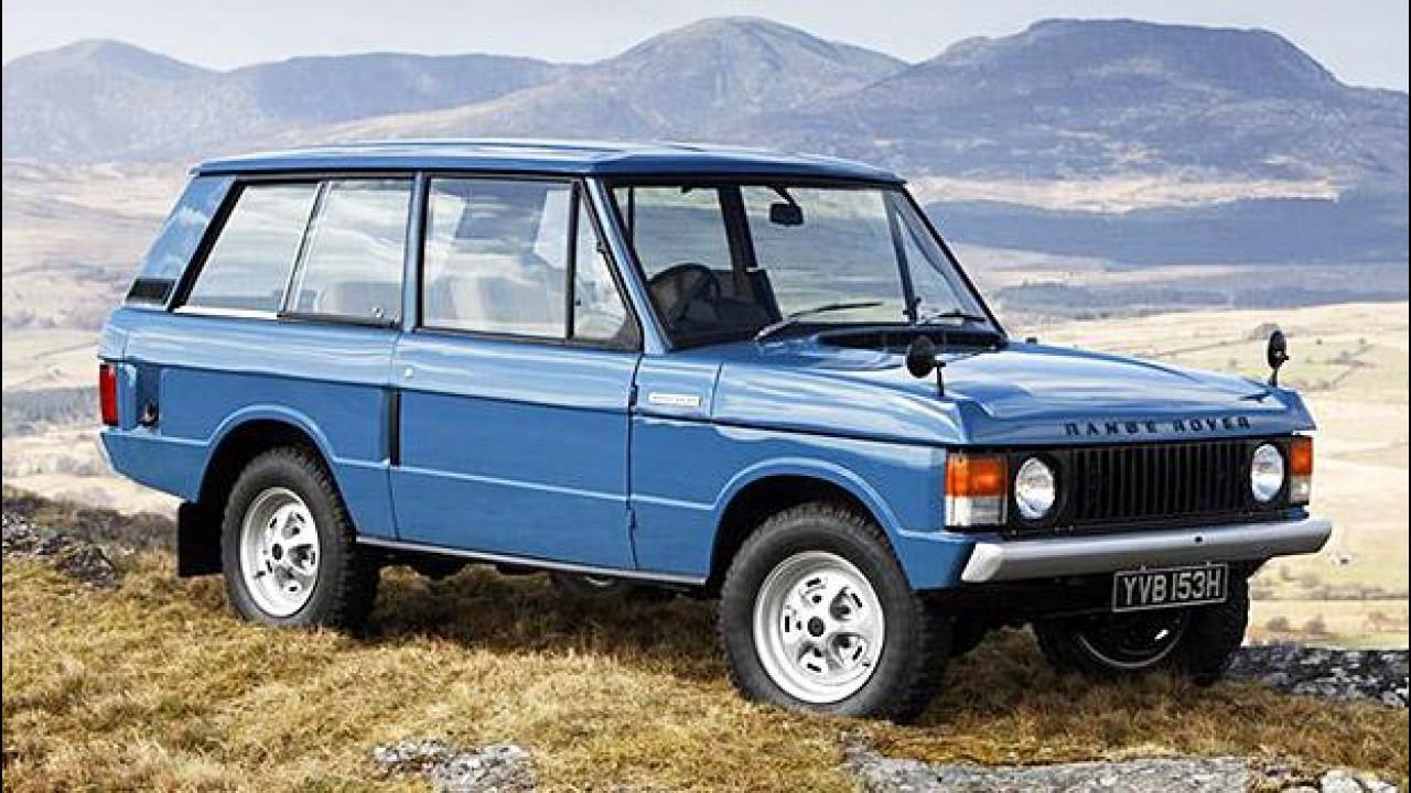 [Copertina] - Land Rover Heritage, ricambi ufficiali per fuoristrada d'epoca