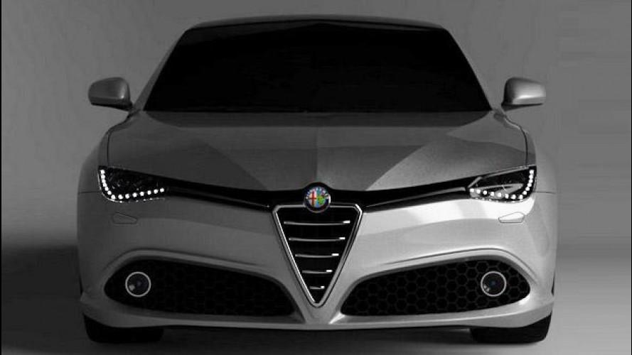 """Alfa Romeo Giulia, nome in codice """"Giorgio"""""""