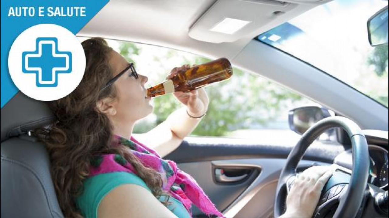 [Copertina] - Alcol in auto, attenzione a quello passivo